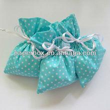 custom design size color satin bag gift bag wedding bag