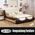 doble cama estilo único juego de dormitorio a016