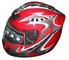 new helmet with double visor motorcyclist Helmet
