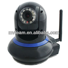 Family and Commecial Use Pan Tilt IP Camera Support P2P Function