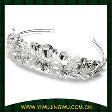 Spectacular Crystal Tiara,Bridal Dresses Tiara(JW-G12527)