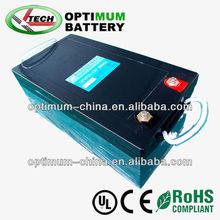 Professional manufacturer 12v 1000ah solar battery