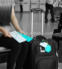 Exporting singapore luggage tag for event promotional gifts