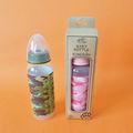 personalizada del bebé la leche del bebé botella botella de sorber bebé biberón