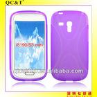 X TPU case for Samsung I8190/S3 mini