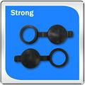Epdm borracha moldada perfis realizado pela ISO / TS16949 : 2002 e ISO14001 : 2004 sistema