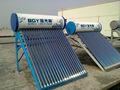 Calentador de agua solar( a presión del tanque de capacidad 100~300 litro)
