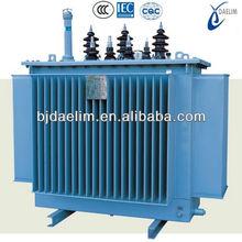 loss low low noise high quality 6.6kV 10kv Full-sealed 50 kva transformer
