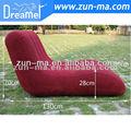 Plástico jardim mobiliário sofá, Inflável sofá plástico, Plástico moldado sofá