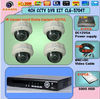 sales promotion! best quality ! 4ch SONY CCD IR Waterproof CCTV Camera System