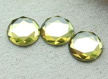 tumbled glass beads