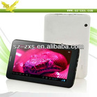 "ZXS-7"" 2G Phone Android Capacitive Touchscreen PC Tablet Smartphone with Dual Camera,G-sensor,2G/3G Calling Phone A13-747"