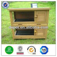 wooden rabbit hutches chicken coops dog kennels DXR015
