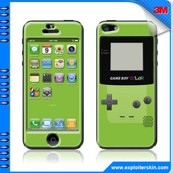PU glue , cellphone gel skin for iPhone5