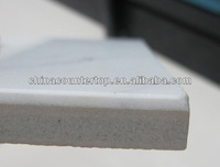 white marble laminated marble