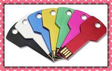Colorful Matel Mini usb key,easy carry and free ,easy plug and use1GB~ 32GB usb gift set