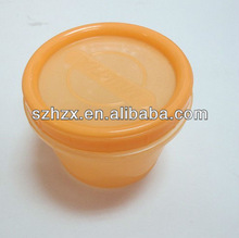 Plastic lunch box, lunch storage box, food container widely used in the office