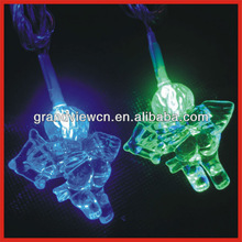 specail angel led string lights for christmas tree outdoor and indoor decoration