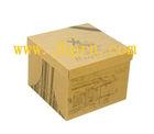 eco friendly kraft paper food box for cupcake