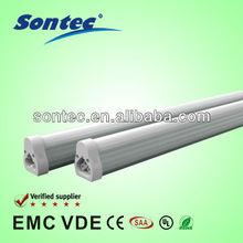 2 feet Linear Fluorescent Milky Clear T5 Tube Light Brackets