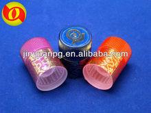 plastic lids