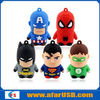 Hot sale!!! cartoon 2 0 usb flash memory,cartoon animal usb flash,cartoon usb for gift