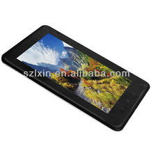 cost-efficient sreen protector 7 inch tablet pc ith ips screen