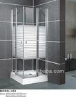 New design mixer walk in bath with shower