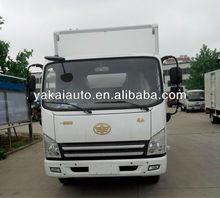 Mini van truck body on sale