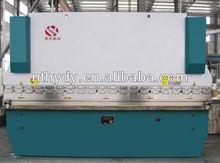 cnc hydraulic steel sheet bender/press brake