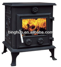 wood stove water jacket wood heater