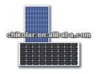30W solar panel / solar module