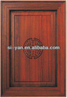 solid mahogany wood furniture carved cabinet doors