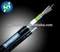 La figura gytc8a 8 auto- apoyo mensajero 2 4 6 8 12 24 48 96 núcleos de cable de fibra óptica precio por metro