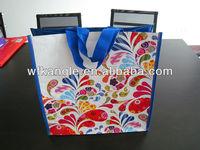 2013 Recycle pp non woven bag wholesale