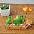 decoración hecha a mano de madera gato disfruta del sol juguetes para los niños de china alibaba
