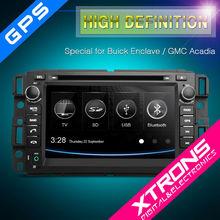 "PF71BUK: Xtrons 7"" Special Car DVD for Buick Enclave & GMC Acadia"