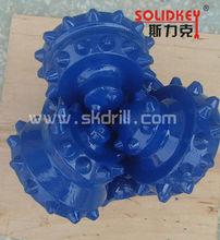 coal cemented carbide bit 5 1/8'IADC613 TCI tricone roller bit