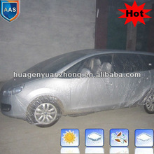 Disposable Plastic Auto Cover Exporter