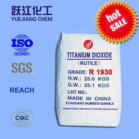 Rutilo dioxido de titanio de grado R1930