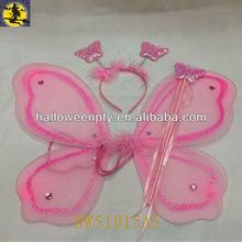 2013 Popular Pink Butterfly Wings Set