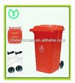 Jardín cubo de basura de reciclaje de juanetes doméstica