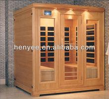 Sauna room equipment,outdoor mobile combined sauna room
