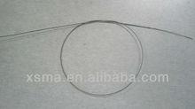 reverse curve arch niti wire