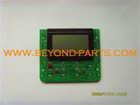 Spare parts of Kobelco Shinko SK-6 excavator monitor LCD