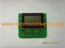 Spare parts of Kobelco Shinko SK-6 excavator monitor LCD