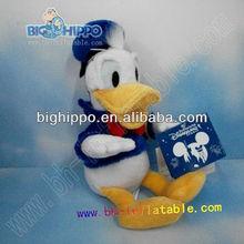 donald duck plush doll