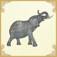 Lucky Elephant Home Decor Art