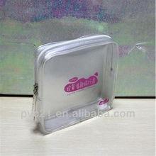 Plastic bag cosmetic packaging