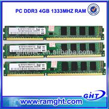 External parts of computer oem 4g ram memory